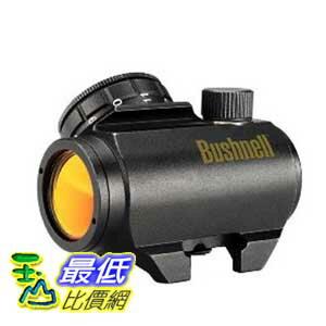 [美國直購 ShopUSA] Bushnell 瞄準鏡 Trophy TRS-25 Black Red Dot Sight Riflescope, 1 x 25mm