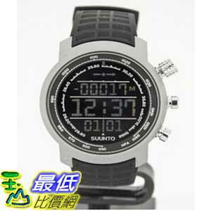 [美國直購 ShopUSA] Wristwatch 手錶 Suunto SS014522000 Elementum Terra Black Rubber / Dark Display $27599