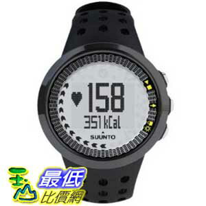 [美國直購 ShopUSA] Suunto 手錶 M5 Black SS018260000 Heart Rate Monitor with Movestick $6457