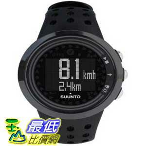 [美國直購 ShopUSA] Suunto 手錶 M5 All Black SS018260000 Heart Rate Monitor with Movestick $6457