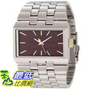 [美國直購 ShopUSA] Original Penguin 手錶 Men's OP 3007 SL Bogey Classic Analog Display Stainless Steel Watch $4608