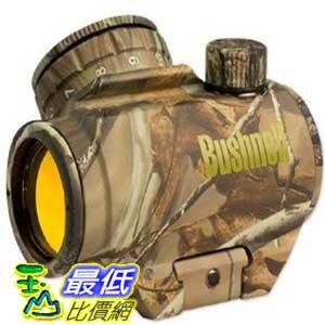[美國直購 ShopUSA] Bushnell 瞄準鏡 Trophy TRS-25 Realtree APG Camo Red Dot Sight Riflescope, 1 x 25mm
