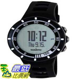 [美國直購 ShopUSA] Suunto 手錶 Quest SS018518000 Black Speed Pack $8142