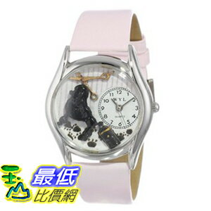 [美國直購 ShopUSA] Whimsical 手錶 Watches Women's S0630005 Dog Groomer Pink Leather Watch $1898