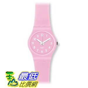 [美國直購 ShopUSA] Swatch 手錶 Originals Delight Dream Pink Dial Women's watch #LP128C $1984