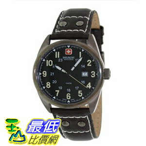 [美國直購 ShopUSA] Swiss Military Hanowa Men's Sergeant 06-4181-30-007-05 Brown Leather Swiss Quartz 手錶 $5785