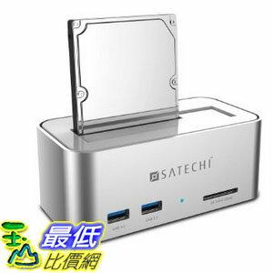 [104美國直購] 硬碟外接座 Satechi ST-U3ADS Aluminum SATA III 鋁合金材質 USB 3.0 SD/SDHC/SDXC $2598