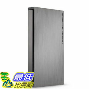 [104美國直購] 移動硬碟 LaCie Porsche Design P'9220 500 GB USB 3.0 Portable External Hard Drive 301998  $3490