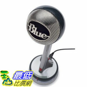 <br/><br/>  [104美國直購]  麥克風 Blue Microphones NESSIE Adaptive USB Condenser Microphone, Cardioid USB 電容式 麥克風<br/><br/>