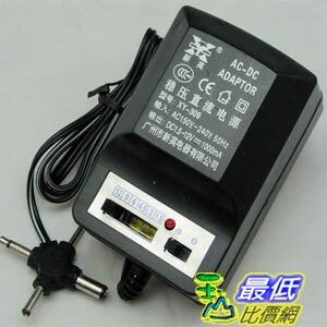 <br/><br/> [103 玉山網] 新英可調式安規認證變壓器 ?入AC220V-AC240V 1A直流電源變壓器穩壓器 1.5v3v4.5v6v9v12v可調XY-309 (ua01)<br/><br/>