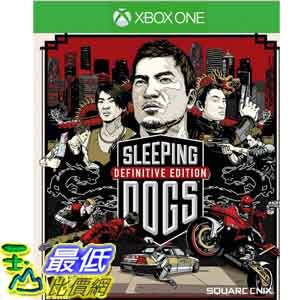 (8885011011069) XBOXONE 睡犬 香港秘密警察 決定版 英文 亞版