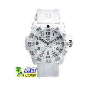 [美國直購 ShopUSA] Luminox Navy Seal 手錶 White Dial Watch 3057.WO $7998