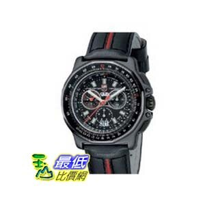 [美國直購 ShopUSA] Luminox Raptor 手錶 Black Dial Chronograph Black PVD Stainless Steel Mens Watch SU9272 $42363
