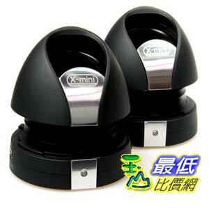 [美國直購 ShopUSA] X-Mini 音響 MAX II XAM7-B Portable Capsule Speakers, Black
