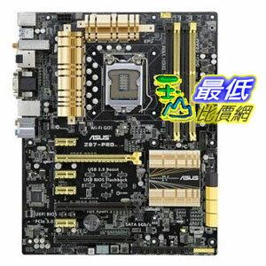 [美國直購 ShopUSA] Asus 主機板 Z87 PRO LGA 1150 Motherboard $8460