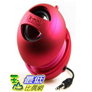 [美國直購 ShopUSA] X-Mini II 音響 XAM4-P Portable Capsule Speaker, Mono, Pink