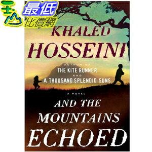 (2013 美國暢銷書榜單)And the Mountains Echoed Hardcover by Khaled Hosseini  (Author) 159463176X $924