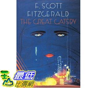 [美國直購 ShopUSA] (2013 美國暢銷書榜單)The Great Gatsby Paperback by F. Scott Fitzgerald 0743273567 $723