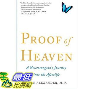 [美國直購 ShopUSA] (2013 美國暢銷書榜單)Proof of Heaven: Paperback by Eben Alexander  9781451695199 $1244