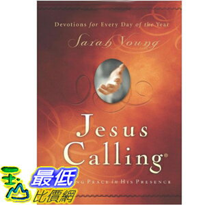 2013 美國暢銷書榜單)Jesus Calling: Enjoying Peace i