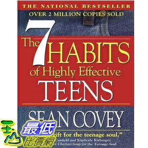 (2013 美國暢銷書榜單)The 7 Habits of Highly Effective Teens by Sean Covey  (Author) 0684856093 $1292