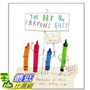 (2013 美國暢銷書榜單)The Day the Crayons Quit Hardcover by Drew Daywalt  (Author) , Oliver Jeffers 0399255370 $640