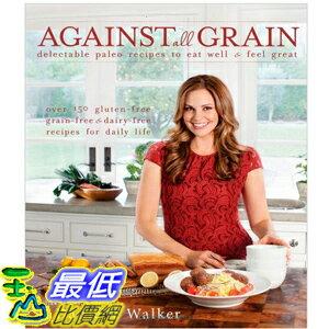 (2013 美國暢銷書榜單)Against All Grain: Delectable Paleo Recipes to Eat Well  by Danielle Walker 1936608367 $1280