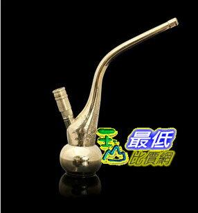 [玉山最低比價網] 銅水煙壺 寶葫蘆銅水煙斗 銅水煙袋 過濾焦油 (37158_G001) $179