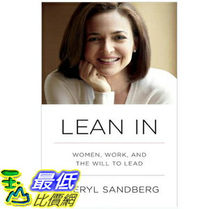2013 美國暢銷書榜單)Lean In: Women Work and the Wil