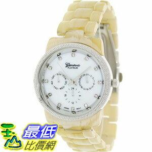^~美國直購 USAShop^~ Geneva Platinum 女士手錶 6843.Bo
