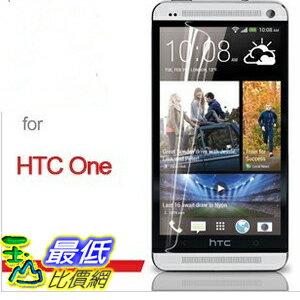 _a[玉山最低比價網] HTC One MINI M4 601E One M7 801E保護膜 貼膜 高透高清手機膜 $21
