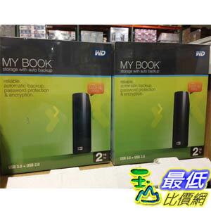 """[103玉山網] WD 3.5"""" EXTERNAL HARD DRIVE 2TB USB3.0 3.5"""" 外接硬盤 C_95578 $3238"""