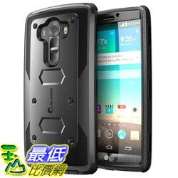 [104美國直購] i-Blason LG G4 Case, [Heave Duty] Slim Protection 三防風格手機殼/手機套/保護殼 五色可選 (black)