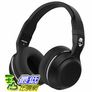 [104 美國直購] Skullcandy Hesh 2 無線耳機 麥克風 Black Black and GunMeteal S6HBGY-374