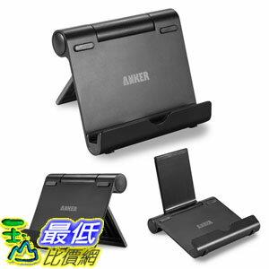 [104美國直購] Anker Multi-Angle Portable Stand for Tablets 7-10 inch 攜帶式 鋁合金 平板 電腦 支架 黑/銀 兩色 e38