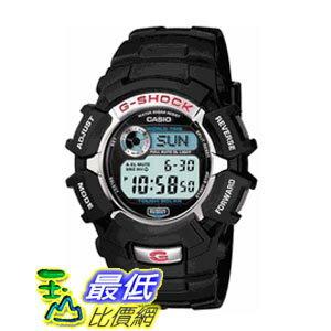 [美國直購 ShopUSA] Casio G Shock Digital Dial Black Resin 男士手錶 G2310R-1CR bfy