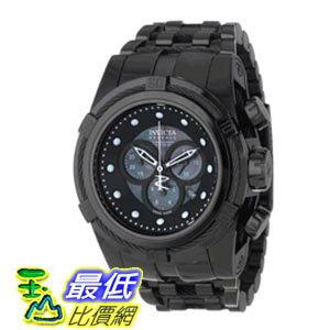 [美國直購 ShopUSA] Invicta Bolt Chronograph Black Dial Black Ion-plated 男士手錶 12750