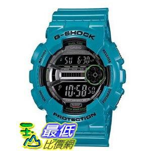 [美國直購 ShopUSA] Casio 手錶 G Shock Digital Dial Teal Resin Mens Watch GD110-2CR bfy