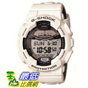 [美國直購 ShopUSA] Casio 手錶 G Shock Digital Dial White Resin Mens Watch GLS100-7CR bfy