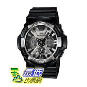 [美國直購 ShopUSA] Casio G Shock Magnetic Resistant Black Resin Digital 男士手錶 GA200BW-1A bfy
