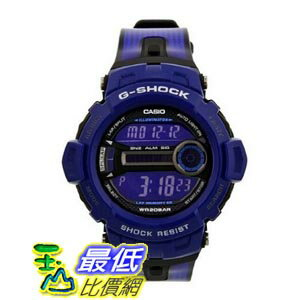 [美國直購 ShopUSA] Casio 手錶 G-Shock Blue Digital Mens Watch GD200-2E bfy