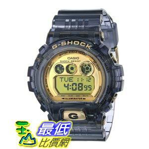 [美國直購 ShopUSA] Casio G Shock Champagne Digital Dial Transparent Resin 男士手錶 GDX6900FB-8CR bfy