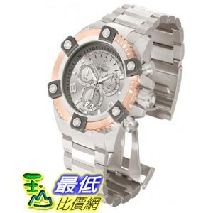 [美國直購 ShopUSA] Invicta Grand Arsenal Reserve Chronograph Mens Watch 80174
