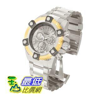 [美國直購 ShopUSA] Invicta Grand Arsenal Reserve Chronograph Mens Watch 80175