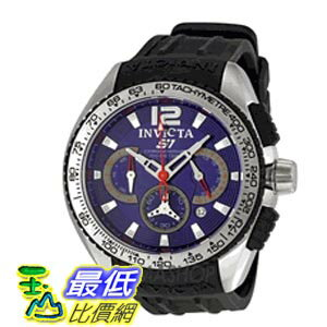 [美國直購 ShopUSA] Invicta S1 Racing Chronograph Blue Dial Stainless Steel 男士手錶 1451