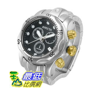 [美國直購 ShopUSA] Invicta 手錶 Mini Collections Silver-tone Watch 13809