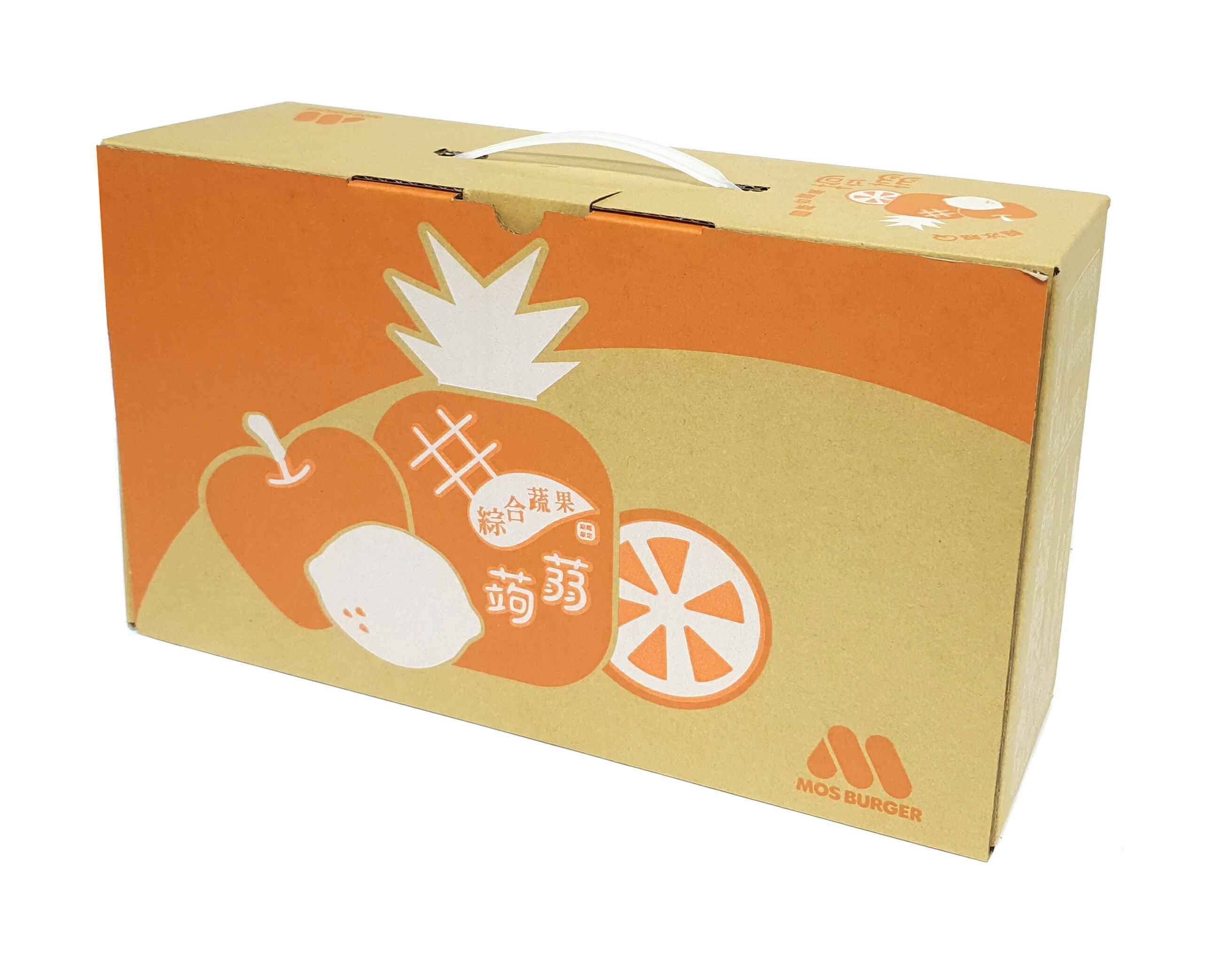 任選2箱$600↘MOS摩斯漢堡 蒟蒻【共15杯/1箱】綜合蔬果