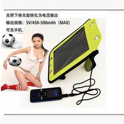 【5W手機太陽能充電包-250*175*10mm-1個/組】戶外太陽能充電器戶外太陽能發電包手機充電包-7670702