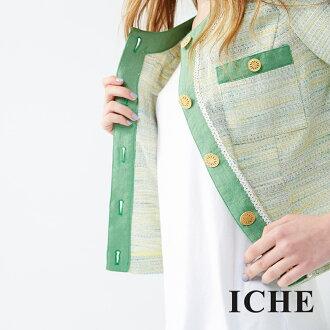 ICHE 衣哲 經典優雅coco款外套
