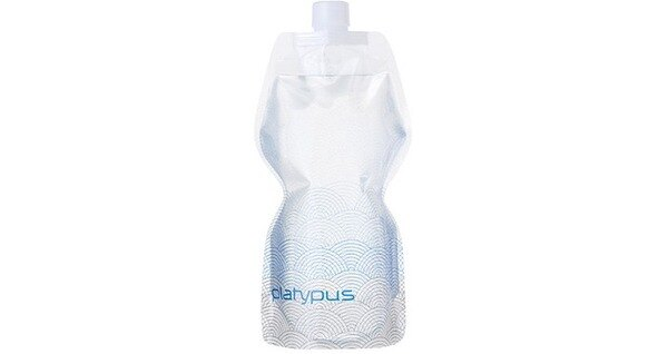 ├登山樂┤美國PlatypusSoftBottle軟式水瓶1L-浪濤#PLATY-06250